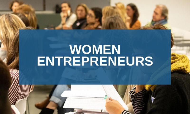 "Women entrepreneurs in Europe: ""My experience"""